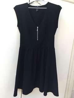 Black Dress - Size 36