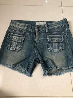 Hot Pants Celana pendek jeans