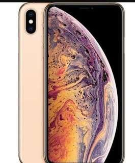 Iphone xs max 大金512g 99%新