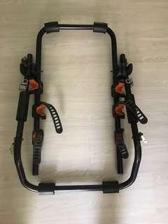 Car rack for 3 bikes FREE