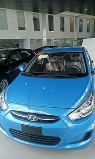 Hyundai Accent Sedan 35K Down Only!
