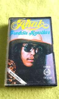 FREDDIE AGUILAR anak  cassette tape not vinyl record