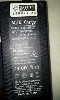 52v 2a charger