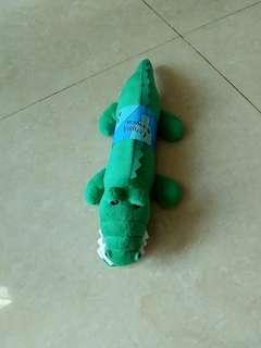 Doggie 🐶 pet crocodile 🐊 toy