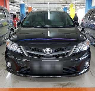 Toyota Altis 2.0 V tahun 2011 / 2012