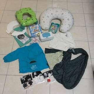 Baby stuff in bundle