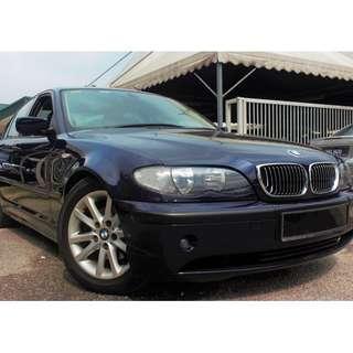 BMW 318i 2.0 (A) 2005