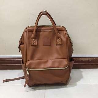 Anello bag pack leather (original)