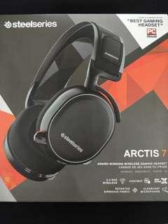 SteelSeries Arctis 7, Best Wireless Gaming Headset