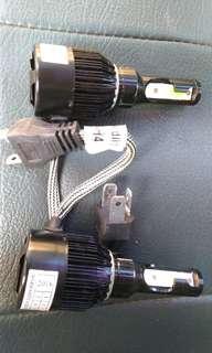 LED C6 socket H4