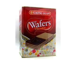 Khong Guan wafers