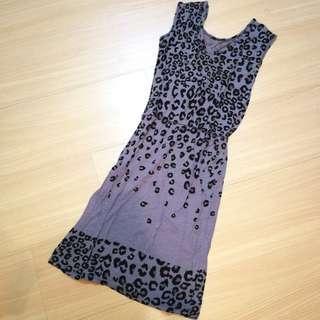 Leopard Cotton Dress🖤