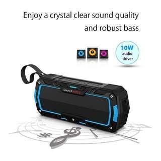☀️全天候🌧 Soundpeats P3全天侯防水藍芽喇叭 bluetooth Speaker