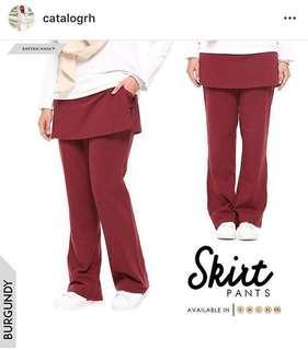 Rayyanhaya Skirt Pants #under90