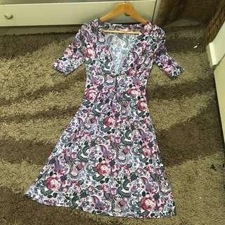 Supré Paisley Dress #seppayday