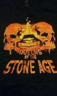 Queens of the stone age band tee