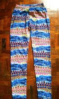 (XL) S.S Bakri Printed Leggings