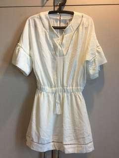 Beach kaftan style dress