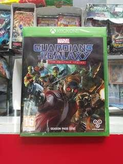 XBOX One Marvel Guardians Of The Galaxy The Telltale Series