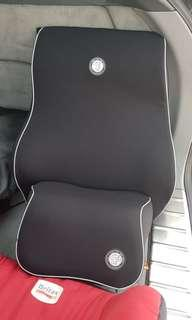Foam cushions for car child booster seat