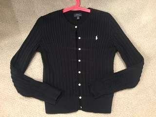 Polo Ralph Lauren cardigan size 6-8 women's or girls 14