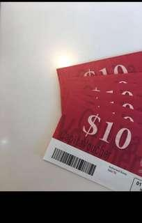$180 capital voucher selling at $160