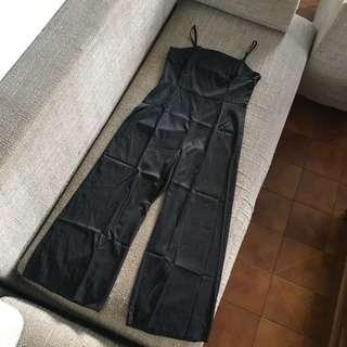 Black Long Jumpsuit