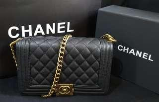 Chanel Leboy Vintage Ed