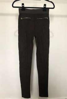 F&F Dark Brown Slacks