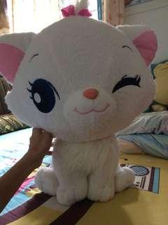 Marie from The Aristocats Disney Plush Toy