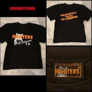HOOTERS (Shanghai) t-shirt 'S' size.