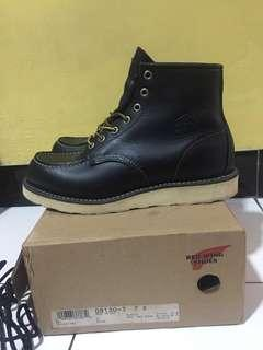 Boots Redwing 8130 black