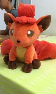 Huge Vulpix Plush Toy