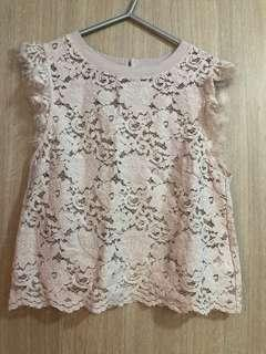 Coco Deal lace top