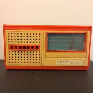Antique Radio (Vintage/古董/Antique收音機)