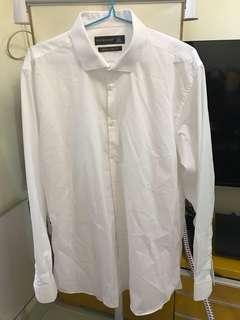Primark white shirt