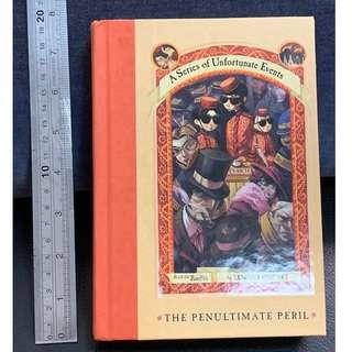 The Penultimate Peril (A Series of Unfortunate Events, Book 12) Hardcover