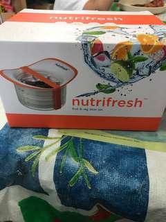 Nutrifresh fruit cutter