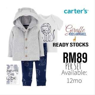 Authentic Carters