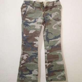 Artwork Army Pants