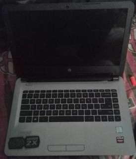 Laptop HP AM015TX i5 8GB Jual Laptop Cepat Bandung Bukan Asus Lenovo Dell Apple Samsung axioo