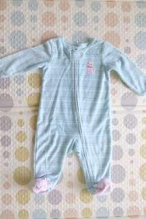 Carter's Cat Sleepsuit