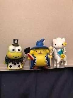 Sanrio 玩具擺設