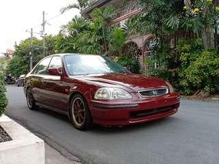 Honda Civic LXI