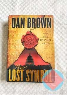 Novel Lost Symbol by Dan Brown (Hard Cover)