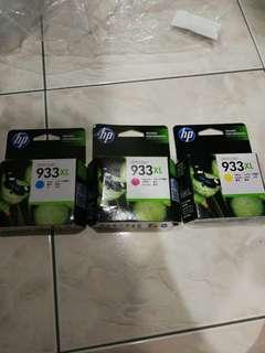 HP 933 XL Ink Cartridge