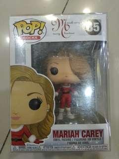 Funko Pop Rocks Mariah Carey Merry Christmas