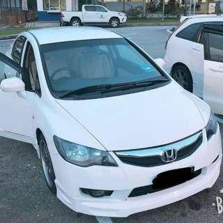 Honda FD 1.8 2009