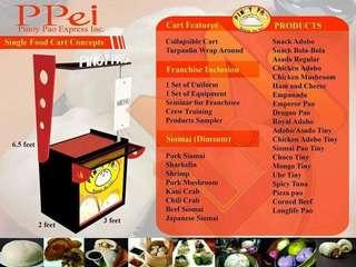 Pinoy Pao Foodcart Franchise