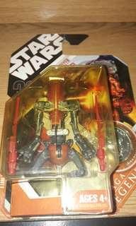 Star Wars Saga Legends 2007 Destroyer Droid